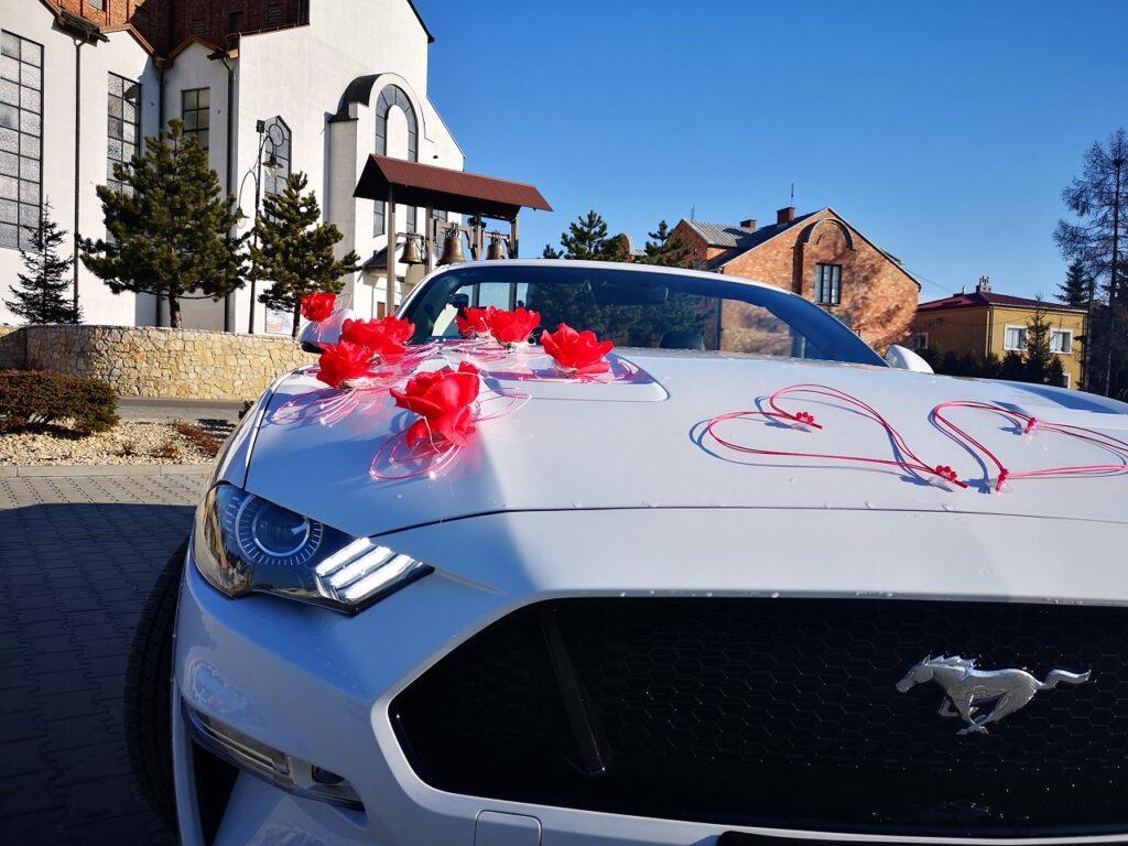 samochód do ślubu Olkusz