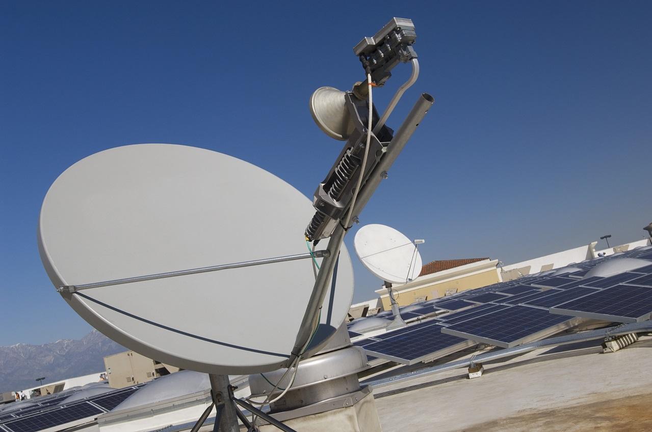 antenta satelitarna
